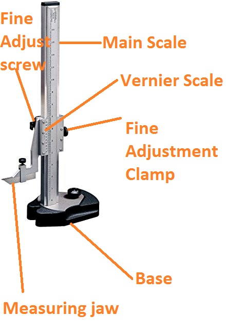 what is vernier height gauge